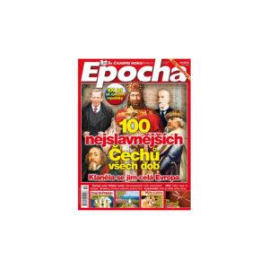 EPOCHA - předplatné časopisu
