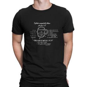 Originální tričko Energetická bilance piva