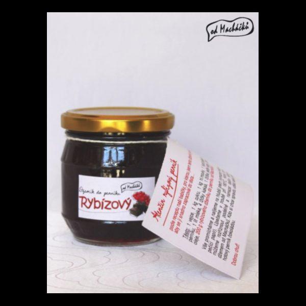 Rybízový džem do perníku s receptem