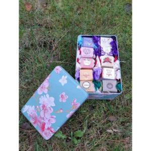Mýdlový dárkový box Bonbóny